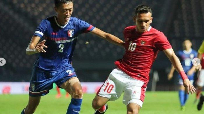 Prediksi & Line Up Taiwan vs Indonesia di Playoff Kualifikasi Piala Asia, Waspada Serangan Balik
