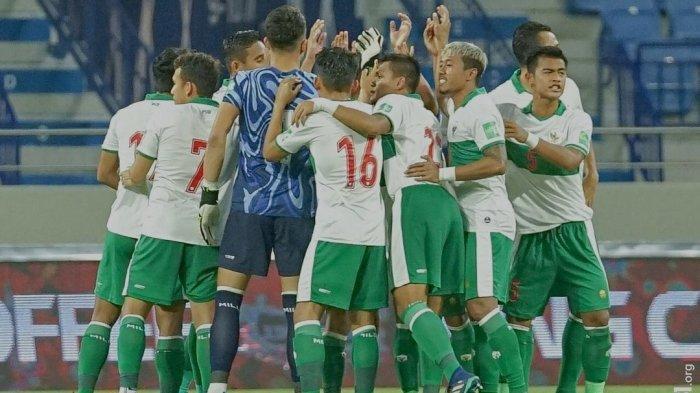 LINK Nonton TV Online SCTV Timnas Indonesia vs UEA Kualifikasi Piala Dunia, Egy, Witan & Evan Main