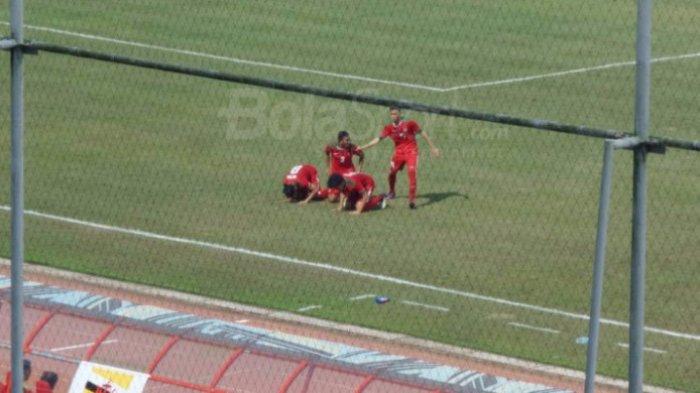 Dikalahkan Indonesia 7-1, Pelatih Myanmar Sebut Skuatnya Hantu