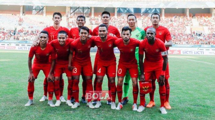 Jadwal Siaran Langsung Timnas Indonesia vs Hongkong di RCTI Hari Ini Selasa, 16 Oktober 2018