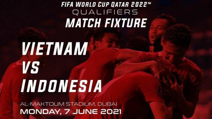 Jadwal Jam Tayang Timnas Indonesia vs Vietnam Siaran Live SCTV Hari Ini, Streaming Gratis di Mola TV