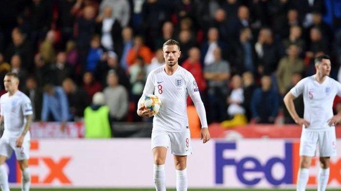 MENGGEJUTKAN! Timnas Inggris Catat Kekalahan Pertama dalam 10 Tahun di Kualifikasi Euro 2020