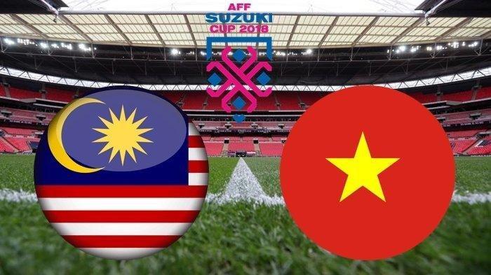 Hasil Akhir Malaysia vs Vietnam Leg 1 Final Piala AFF 2018, Skor Akhir 2-2, Vietnam Juara?
