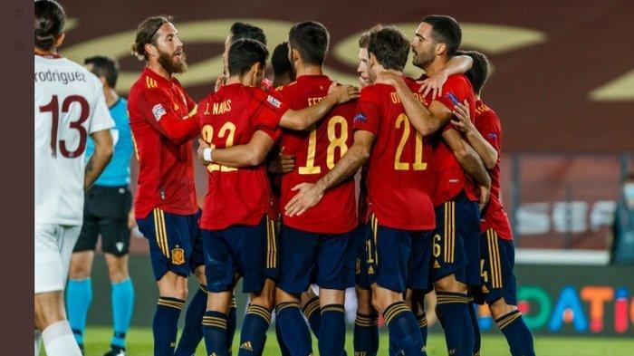 Prediksi Susunan Pemain Spanyol vs Prancis Final UEFA Nations League Live Mola TV, Mbappe vs Torres