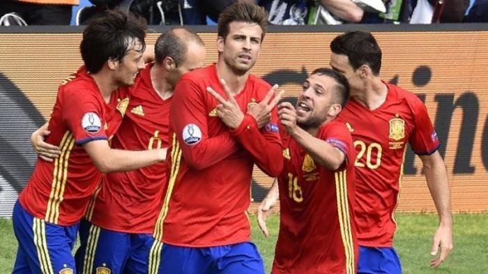Susunan Pemain Belanda vs Spanyol Laga Friendly Match via ...
