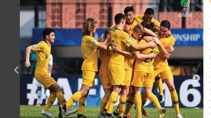 Timnas U-16 Indonesia vs Australia, Pelatih Australia Cuek Pernah Kalahkan Tim Garuda Muda
