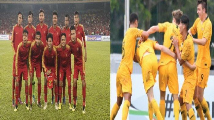 SEDANG BERLANGSUNG! Live Streaming MNC TV Timnas U-16 Indonesia vs Australia Piala AFC U-16 2018