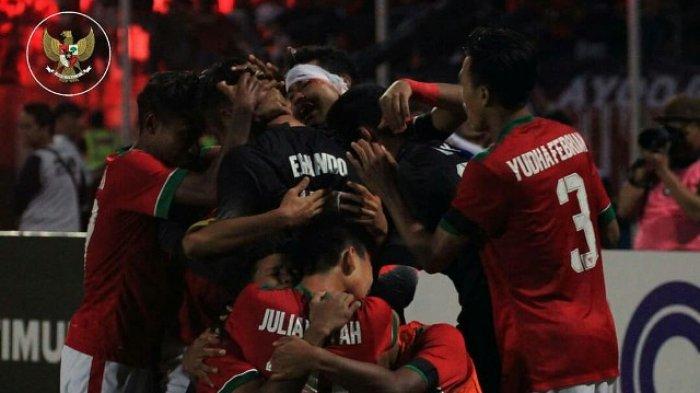 SEDANG BERLANGSUNG Link Live Streaming MNC TV Timnas U-16 Indonesia vs Vietnam Piala AFC U-16 2018