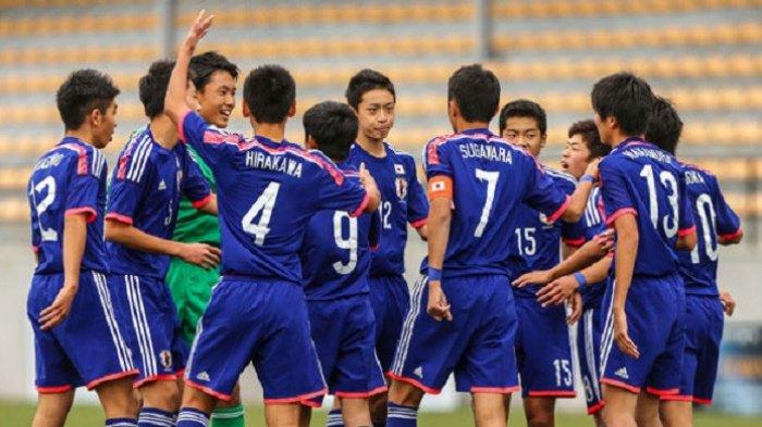 Jepang dan Satu Negara Asia Ini Bakal Pastikan Diri Mentas di Piala Dunia U-17 2019 per Hari Ini