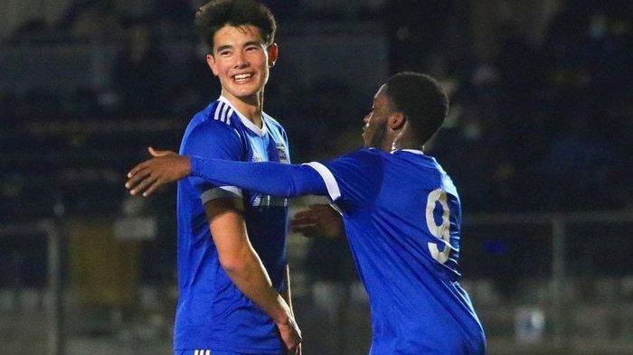 Dilirik MU, Elkan Baggott Makin Gacor Bawa Ipswich Town U-23 Menang Lawan Crystal Palace
