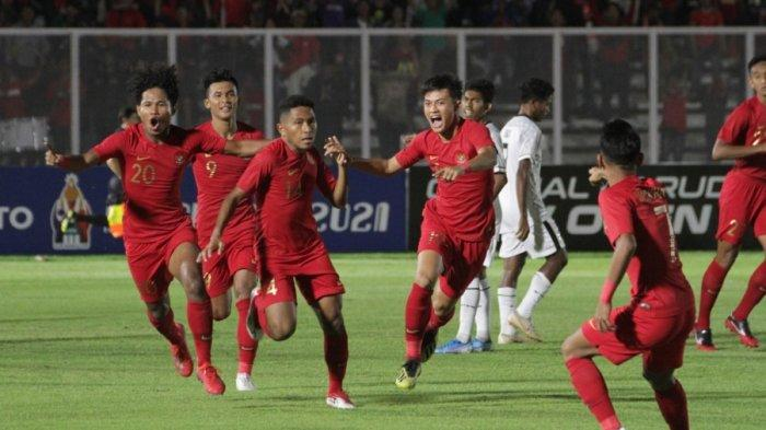 Sesaat Lagi! 4 LINK Live Streaming SCTV  Timnas Indonesia U-20 vs Arsenal U-20, TV Online Vidio.com