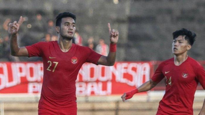 Hasil Timnas U-23 Indonesia vs Vietnam SEA Games, Skor 1-0 Babak Pertama, Live RCTI & Tak Live TVRI