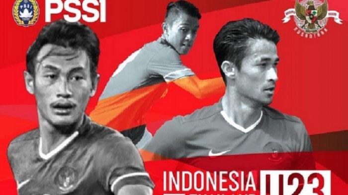 Prediksi Susunan Pemain Timnas U-23 Indonesia vs Thailand Malam Ini - Misi Balas Dendam