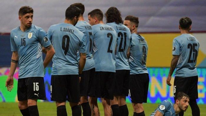 Link Nonton Streaming TV Online Indosiar Uruguay vs Chile Copa America 2021 Mulai Jam 04.00 WIB