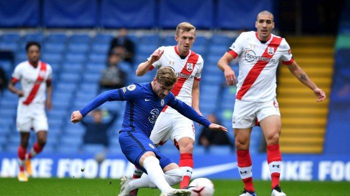 Link Nonton Streaming Southampton vs Chelsea Live TV Online Liga Inggris Kick Off 19.30 WIB