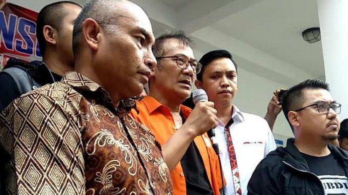 Tio Pakusadewo Ditangkap karena Isap Sabu di Rumah, Saat Itu Anaknya Tidur di Kamar