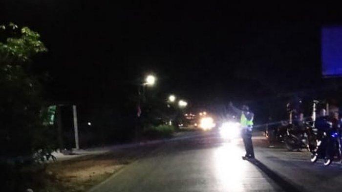 ODGJ di Tanahlaut Meninggal Terserempat, Polisi Beber Penyebabnya dan Imbau ini Pada Pengendara
