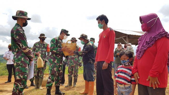 Jalan Tembus Tala-Banjar Nyaman Dilintasi, Rombongan Irdam VI/Mulawarman Lancar Melenggang