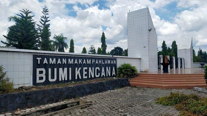Taman Makam Pahlawan (TMP) Bumi Kencana di Landasan Ulin Banjarbaru