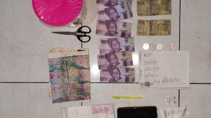 Jual Togel, Warga Mantangai Diamankan Satreskrim Kapuas Kalteng