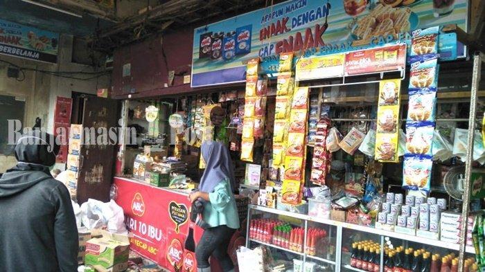Harga Gula Pasir Turun Jadi Rp 18.000 di Pasar Antasari Banjarmasin