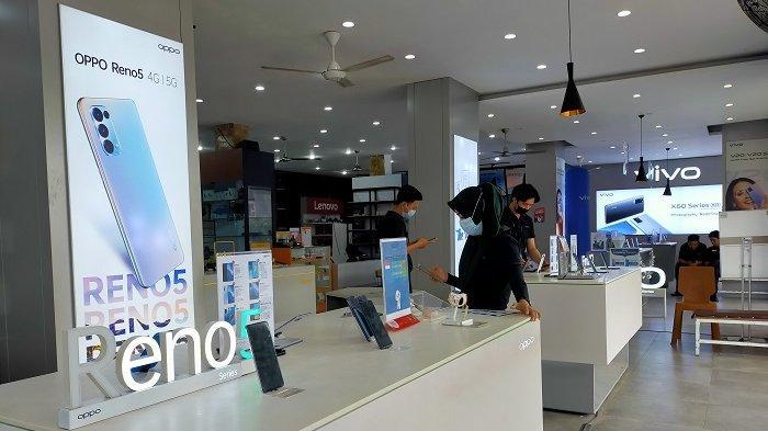 Penjualan Ponsel di Kalsel Lesu, Handphone Spesifikasi Games Banyak Dicari