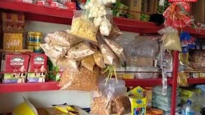 Harga Sembako di Pasar Bauntung Kota Banjarbaru Stabil