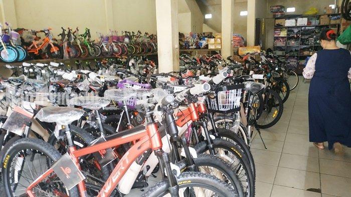 Musim Hujan, Penjualan Sepeda Awal Tahun di Banjarbaru Cenderung Sepi