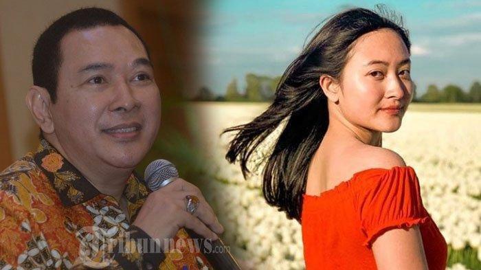 Sosok Selebgram 'Anak Lain' Tommy Soeharto dari Pernikahan Siri dengan Sandy Harun Kakak Donna Harun