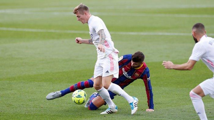 Pemain Andalan Real Madrid Berkurang saat Lawan Villareal, Kroos Absen di Laga Penentu Liga Spanyol