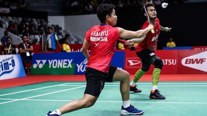 Tontowi/Apriyani Masuk Peringkat Dunia BWF saat Berlaga di Indonesia Masters 2020 Kemarin
