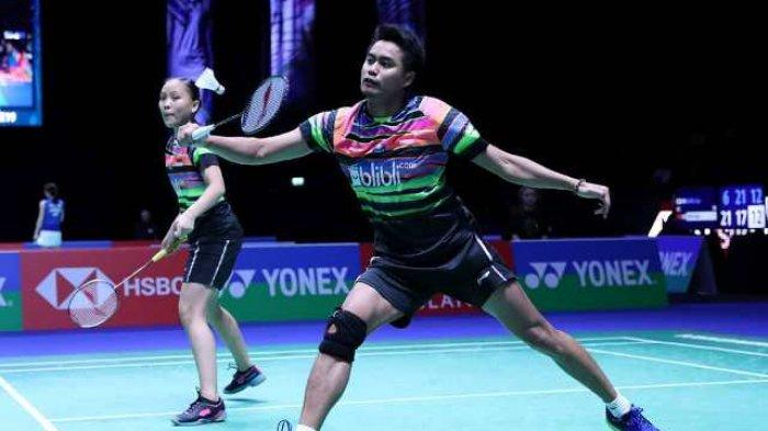 Tim Bulutangkis Indonesia Gagal ke Final Tong Yun Kai Cup 2019 Usai Kalah 0-3 dari Jepang
