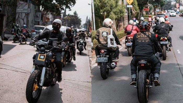 Serunya Event XSR 155 Motoride, Ride to Nature Eksplorasi Bandung