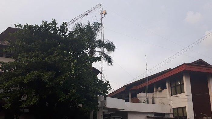 Diskominfo Segera Pindahkan Alat dari Tower yang Rusak, Gabung ke Humas Pemkab Tabalong