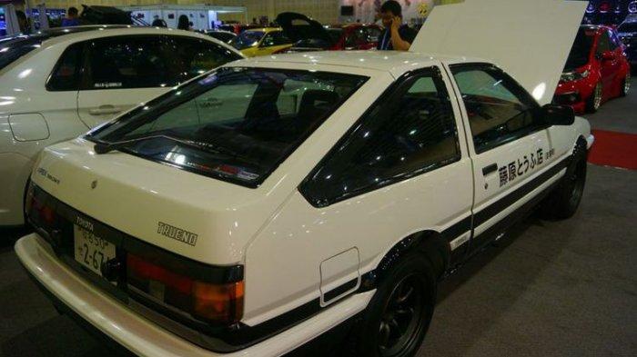 Mobil Legenda Drift Toyota AE86 'Tukang Tahu' Ini Ditawar Rp 1,7 Miliar, Ini Kelebihannya