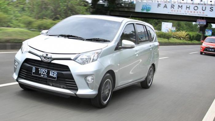 Horee, Harga Mobil Bekas Toyota Calya Tahun Muda Makin Murah, Cuma Rp 90 Juta