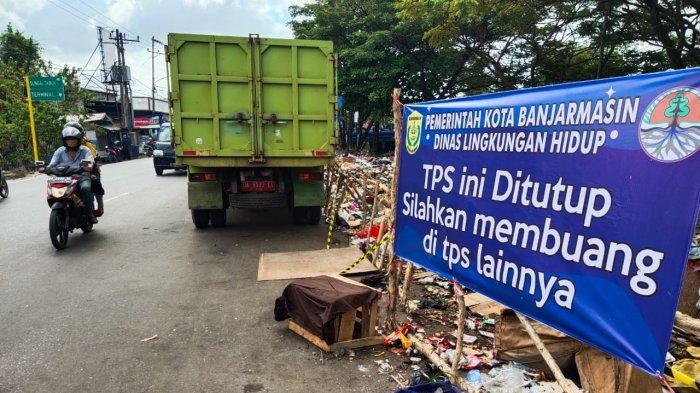Usai Tutup 3 TPS, Pemko Banjarmasin Rencanakan Tutup Tiga TPS Lagi