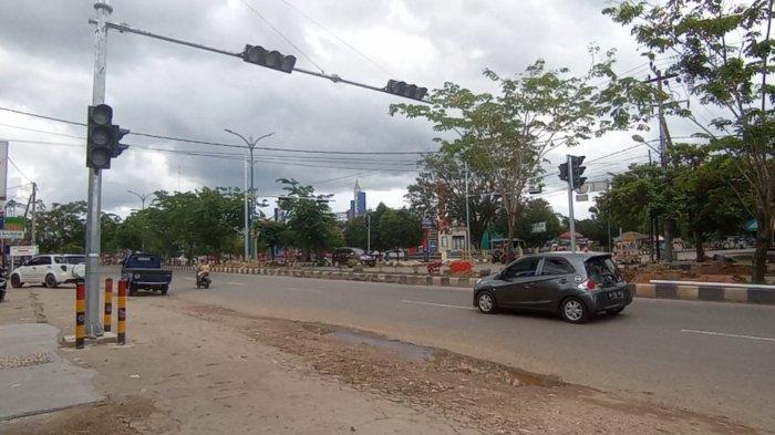 Setelah ATCS Difungsikan, Enam Traffic Light Lama di Tabalong akan Dimanfaatkan untuk Lokasi Lain