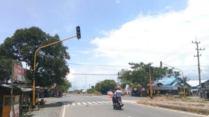 Warga Sarigadung Mulai Resah, Traffic Light Tak Berfungsi, Kecelakaan Semakin Sering Terjadi