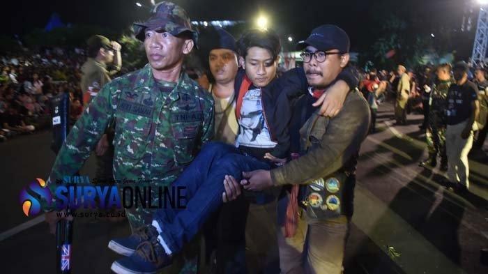 Tragedi Kereta Surabaya Membara Ungkap 5 Fakta, Teriakan MC Hingga Korban Tak Bisa Menghindar