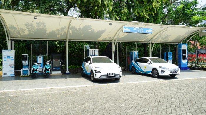 peluang bisnis SPKLU ini memiliki prospek cukup menggiurkan mengingat tren penjualan mobil listrik terus meningkat