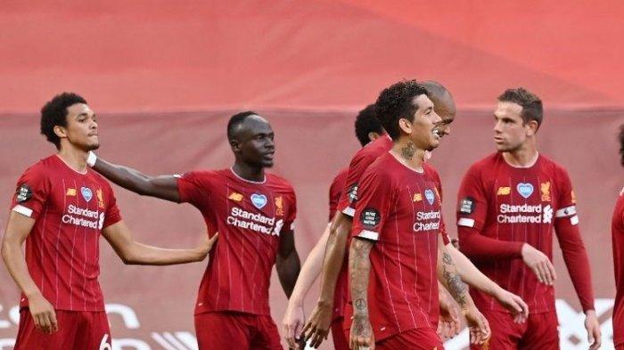 LIVE Streaming Liverpool vs RB Salzburg Ujicoba Jelang Liga Inggris, Link Streaming Kompas TV