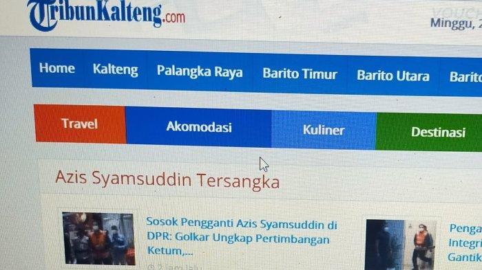 Diluncurkan Besok, Tribunkalteng.com Gelar Webinar Kupas Perkembangan Food Estate