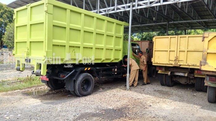 Kabupaten Barito Kuala Ternyata Paling Lambat Buang Sampah ke TPA Regional di Banjarbaru Kalsel