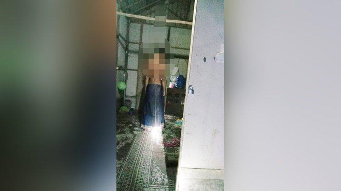 Gantung Diri di Kalsel, Petani Terikat Tali Ditemukan Tetangga di Barabai Kabupaten HST