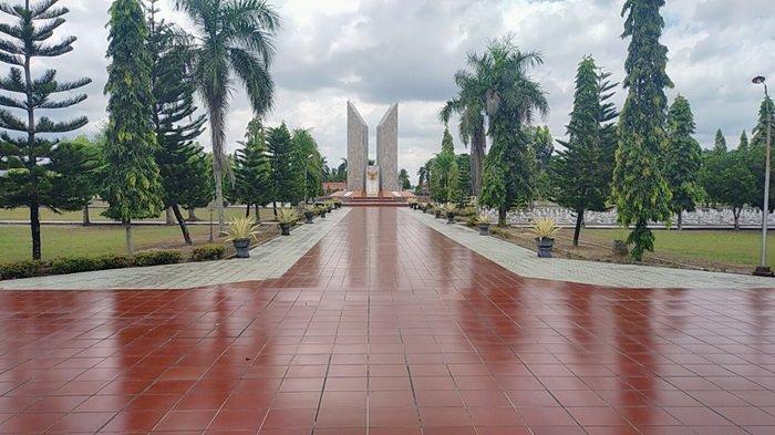 Wisata Religi Taman Makam Pahlawan Bumi Kencana Banjarbaru, Diresmikan Sejak 14 November 1983
