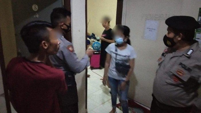 Prostitusi Online Kalsel Dibongkar, Tujuh Cewek Ini Diamankan Polisi Banjarbaru, Segini Tarifnya