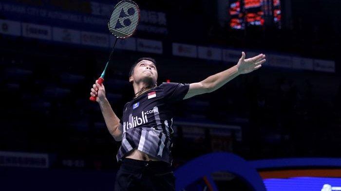 Link Live Streaming BWF World Championship 2019 Selasa (20/8) Live TVRI, Jonatan & Ginting Main