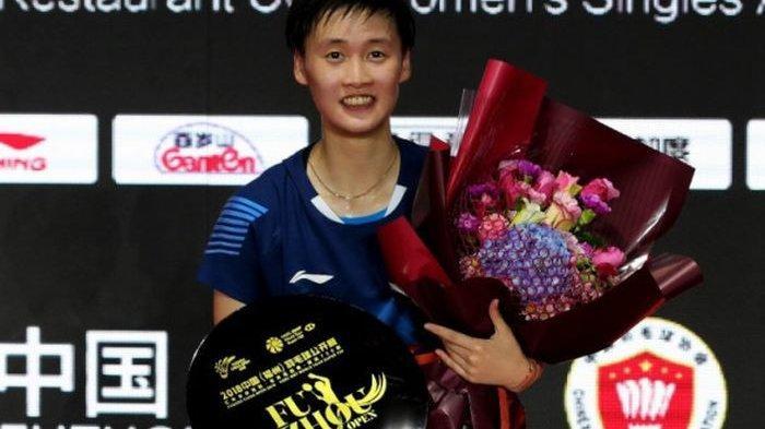 Rekap Hasil Final Thailand Open 2019 - China Rebut 2 Titel, Tuan Rumah Buntung