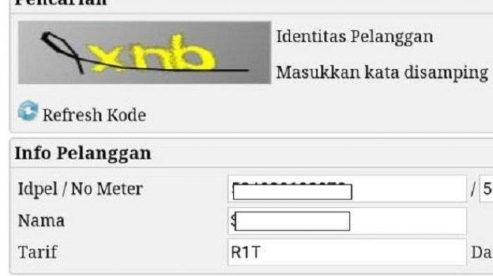 Tutorial login www.pln.co.id untuk mendapatkan token gratis listrik PLN untuk Februari 2021.